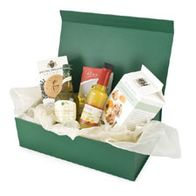 Medium green hamper