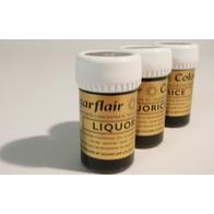 Sugarflair Sugar Paste Liquorice