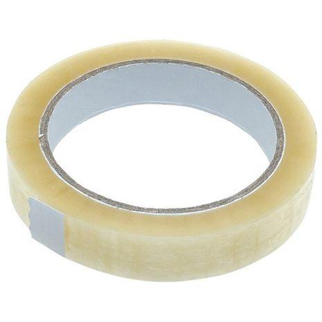 Kingscroft Logistics : Clear hot melt Polypropylene Tape 25mm x 66m