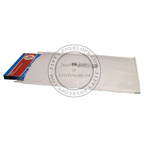 Jiffy Airkraft JL-6 White Bubble Lined Mailer Internal Size 295mm x 445mm