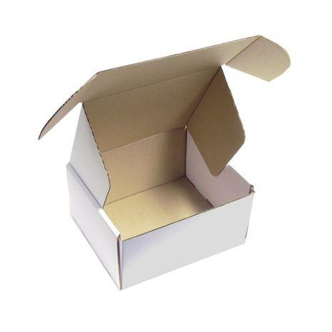 white postal box