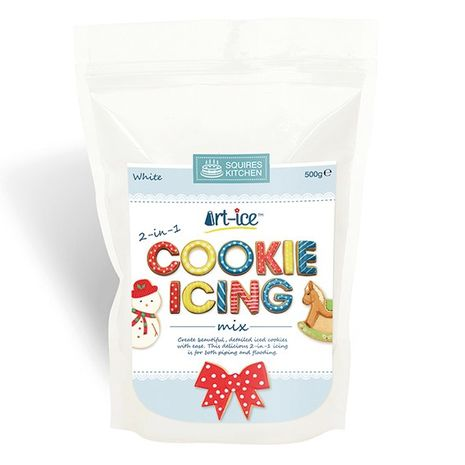 squires cookie icing